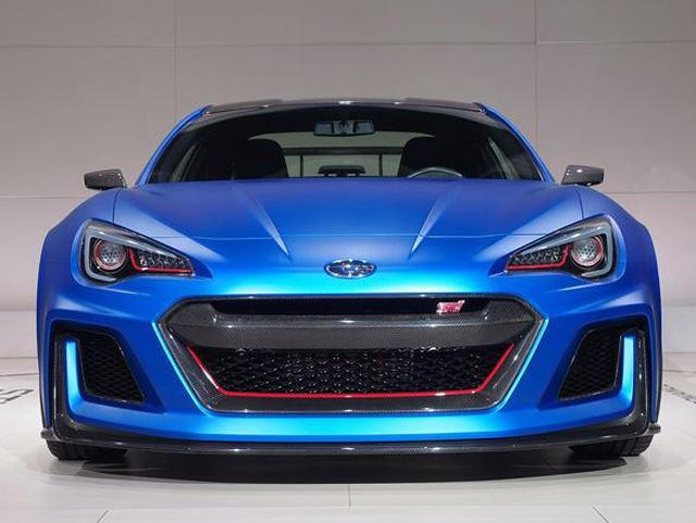 Subaru Brz Turbo >> Subaru Told Us Why The Turbo Brz Won T Happen Carbuzz