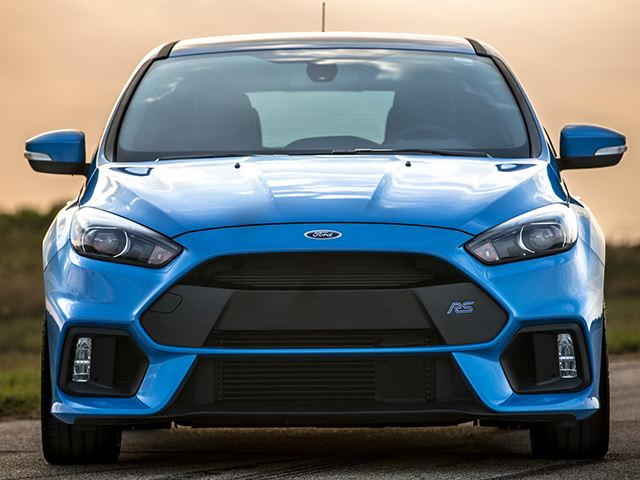 Focus Rs Hp >> Hennessey Beats Ford In Making 400 Hp Focus Rs Carbuzz