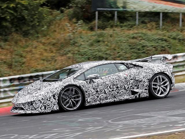 Lamborghini Supposedly Has A Name For Its Next Supercar