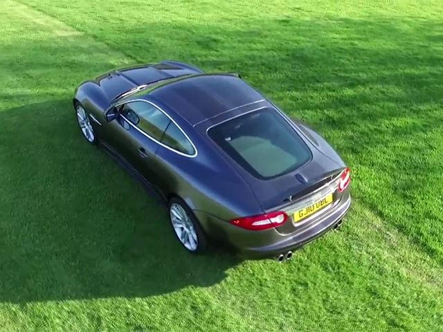 This Company Will Transform Your Old Jaguar XK Into An F