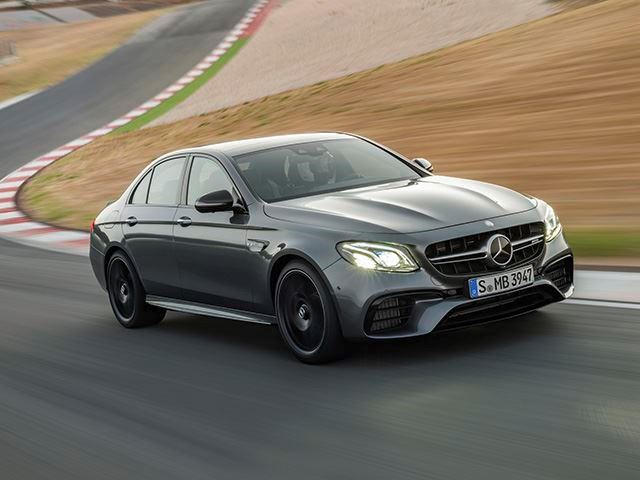 The New E63 AMG Is So Good It Screwed Over More Expensive