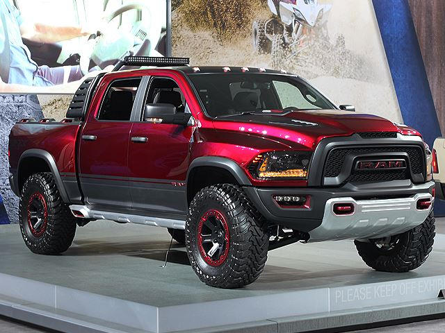 Pictures Don T Do It Justice The Ram Rebel Trx Concept Is Super Badass Carbuzz