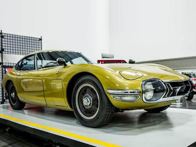 This Secret Toyota Museum Has Pristine Examples Of Unique Cars Carbuzz