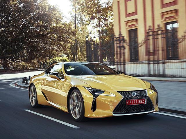 Build A Lexus >> Lexus Must Go Hybrid To Build A 600 Horsepower Lc Coupe