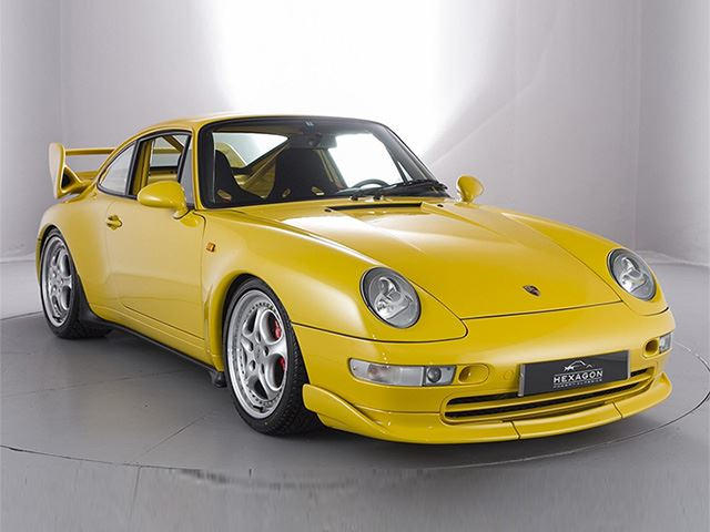 You Won't Believe The Price Of This Rare Porsche 933 RS