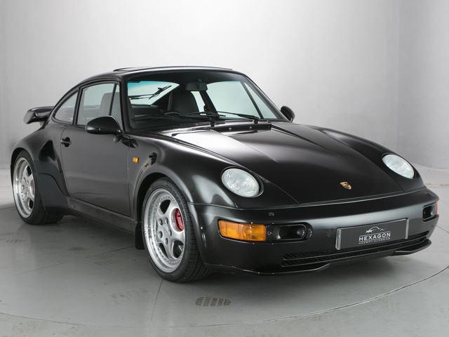 Porsche Never Acknowledged The 964 911 Turbo Flatnose