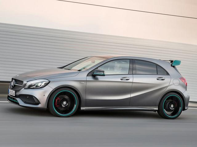 Mercedes Benz A Class >> The Mercedes Benz A Class Is Coming To The Us As A Sedan Carbuzz