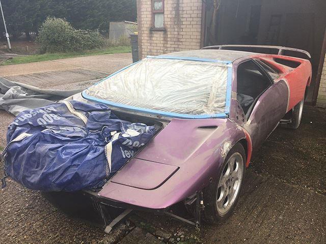 123000 Lamborghini Diablo Se30 Is The Ultimate Restoration