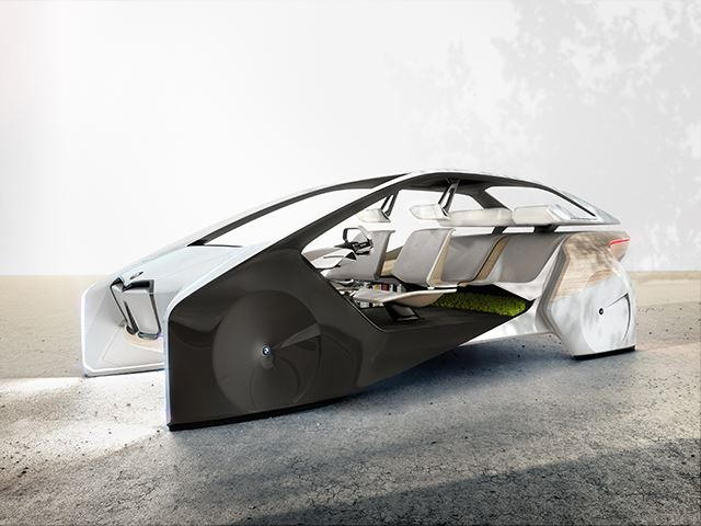 Marvelous This Is How Bmw Imagines Car Interiors Will Look In The Interior Design Ideas Tzicisoteloinfo