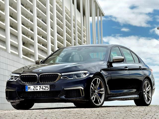 Bmw M5 0 60 >> Bmw Makes It Official The M550i Xdrive Will Do 0 60 In 3 9 Seconds