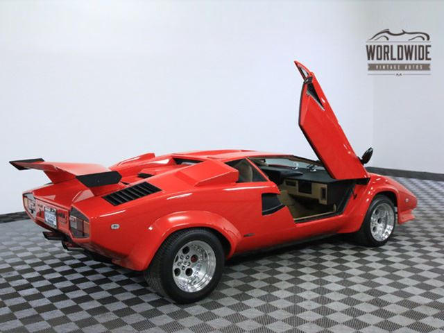 Supercars On A 50 000 Budget A Lamborghini Countach That Almost
