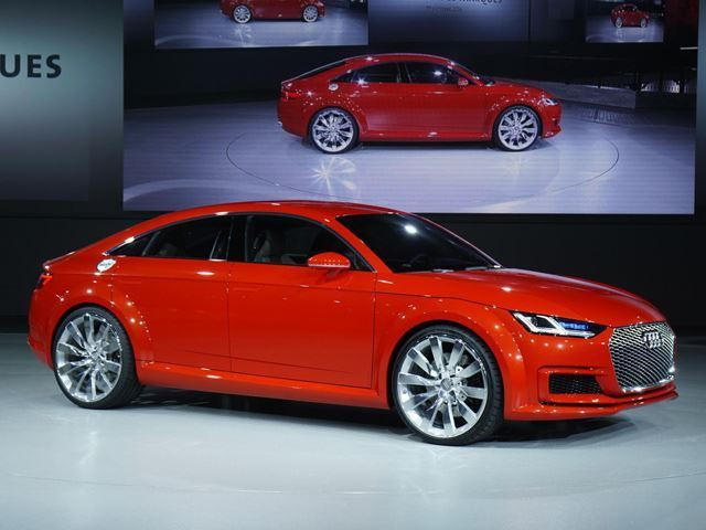Audi Wants An A3 Coupe To Rival The Mercedes Cla Carbuzz