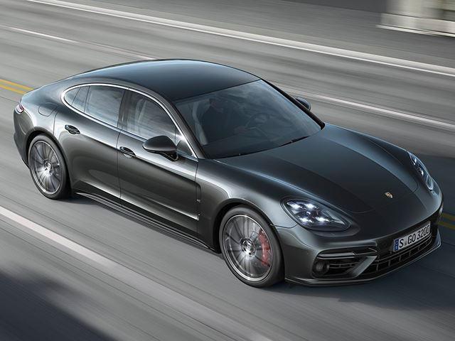 4 Door Porsche >> Porsche Could Transform Hybrid Panamera Into Four Door 918