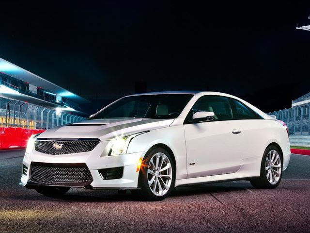 Ats Vs Cts >> Cadillac Is Marking Down The Ats V By Up To 20 000 Carbuzz