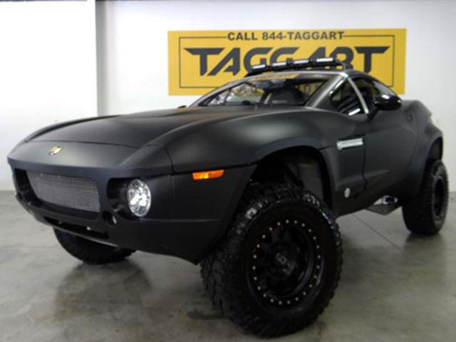 Local Motors Rally Fighter >> This Awesome Dealer Is Selling A Local Motors Rally Fighter