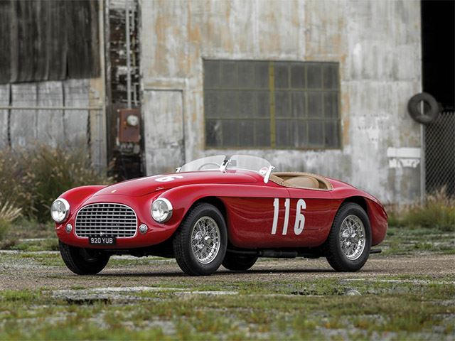 One Of The First Ferraris Ever Made Can Be Yours For A Price Carbuzz