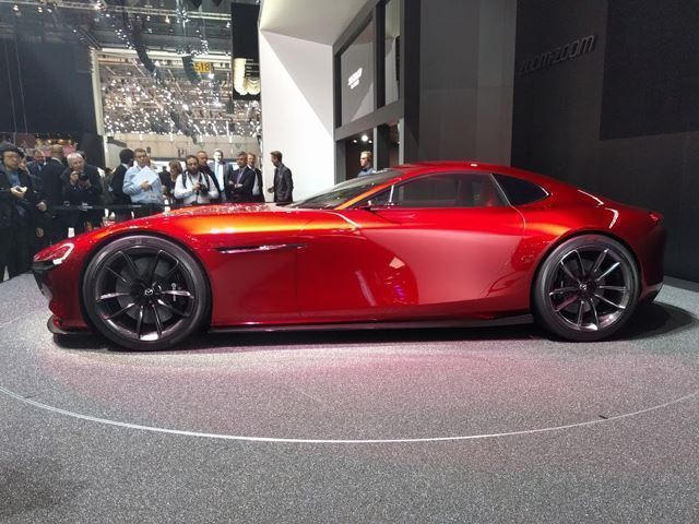 Here's Proof Mazda Is Still Working On A New Rotary Engine