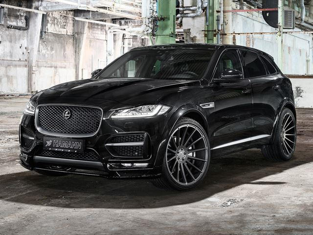 Hamann Liberates The Jaguar F-Pace With 410 HP And Sharp ...