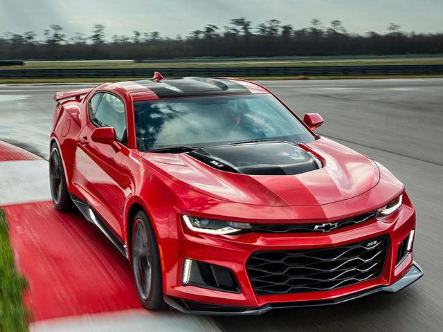 Australian Firm Will Convert Your ZL1 Camaro To Right Hand Drive For