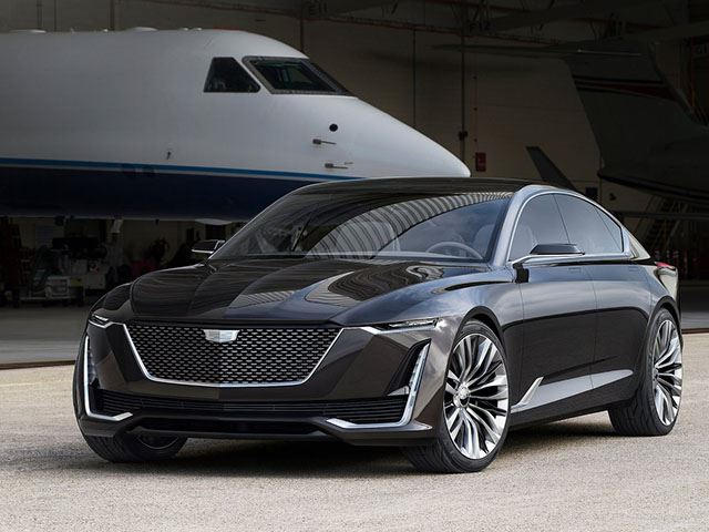 Eight New Cadillacs Aimed At China Are Coming To America By