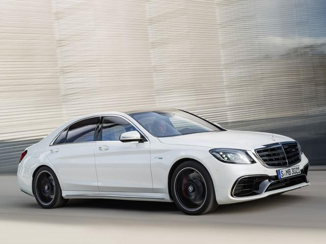 The 2018 Mercedes Benz S Class Is More Than Just A Typical Facelift