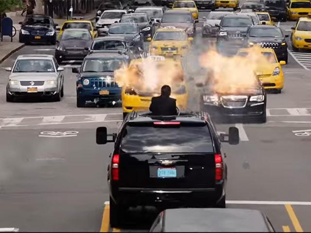 Here's How The Car Hacking Stunt Was Filmed In Fate Of The