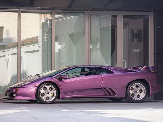 The First Lamborghini Diablo Se30 Ever Made Can Be Yours Carbuzz