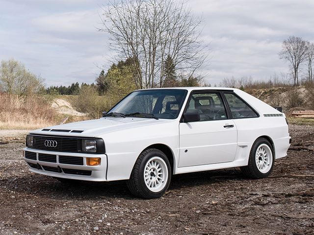 Audi Sport Quattro >> This 1985 Audi Sport Quattro Is Worth At Least One Of Your Kidneys