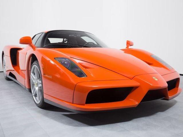 Ferrari Enzo 2021 - Car Wallpaper