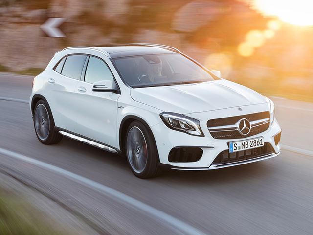 Mercedes Extracts Ridiculous Power From New Downsized Engine Family