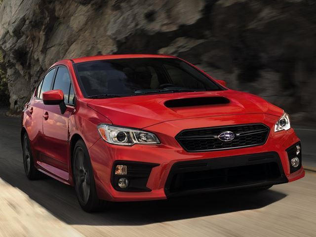Would You Buy An All-Electric Subaru WRX Or WRX STI? | CarBuzz