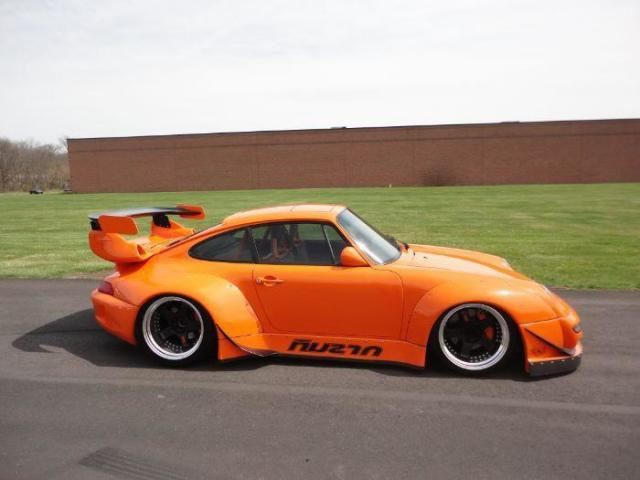 This LS-Swapped 993 911 Is Either An Abomination Or Complete Genius