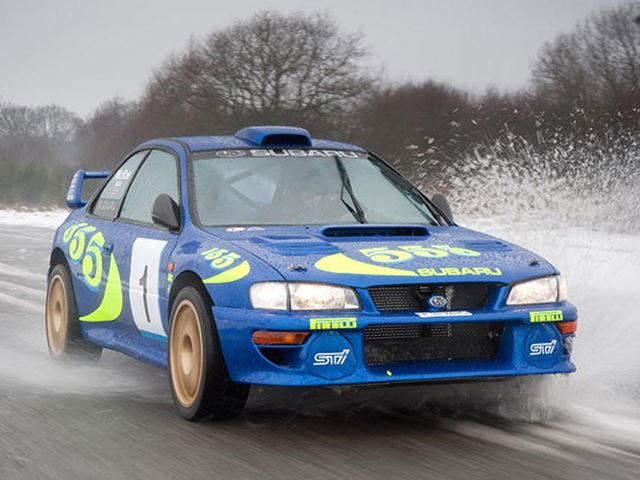 Subaru Rally Car >> This Is The Most Expensive Subaru To Ever Sell At Auction Carbuzz