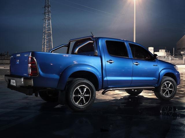 5 Amazing Trucks The US Can't Have Because Of The Chicken
