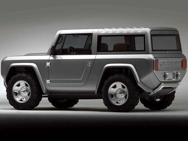 The Ford Bronco Concept Will Star In The Rock S New Movie Carbuzz
