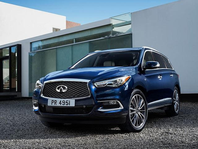 both are bulbous creatures with the pathfinder retaining more of a minivan shape and the qx60 sharing its