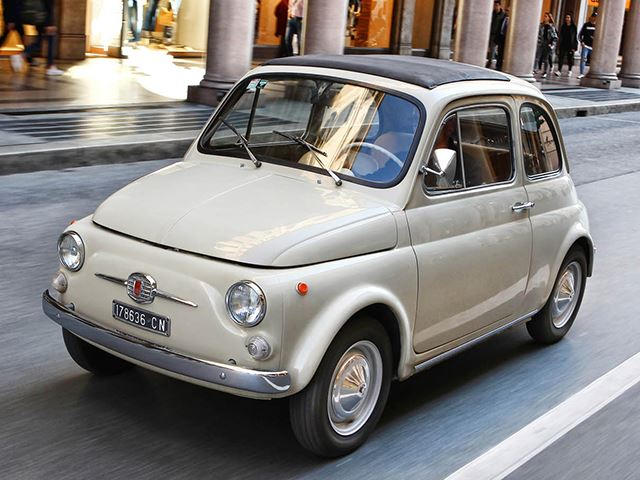 The Original Fiat 500 Is Officially A Work Of Art Carbuzz
