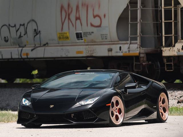 What Do You Think Of Lamborghini Countach Style Wheels On A Huracan
