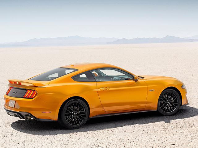2017 Mustang Gt 0 60 >> New Ford Mustang Gt Will Do 0 60 Mph In Less Than 4 0