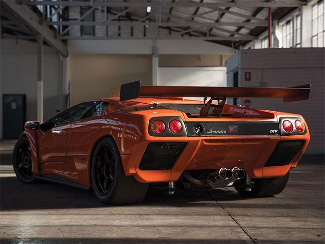 Whoever Buys This Lamborghini Diablo Gtr Is Getting A Bargain Carbuzz
