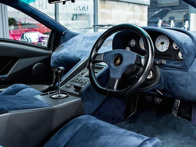 Jay Kay S Cosmic Girl Lamborghini Diablo Has An Insane Asking