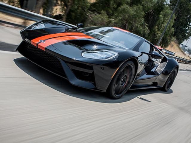 Ford Gt 2017 Price >> Jay Leno S 2017 Ford Gt Cost Over 500 000 Carbuzz