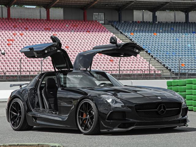 Sls Black Series >> This Is How To Turn The Mercedes Sls Amg Into The Hardcore