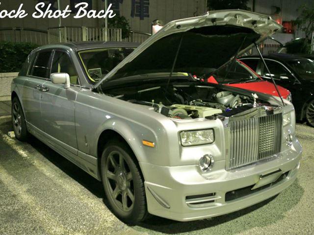 Rolls-Royce Phantom Gets Toyota Supra Engine With 900 HP