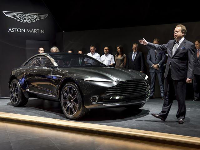 Aston Martin DBX SUV Concept: Design, Specs >> Aston Martin Dbx Design Finalized And Will Debut In 2019 Carbuzz