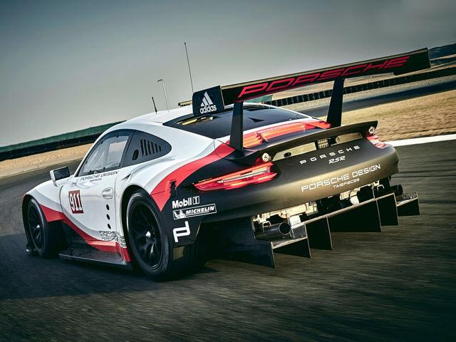 The Mid,Engined Porsche 911 RSR Is Already Sold Out
