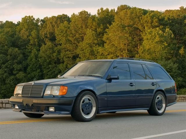 This 400-HP Mercedes Wagon Has Been Causing Back Pain For 30