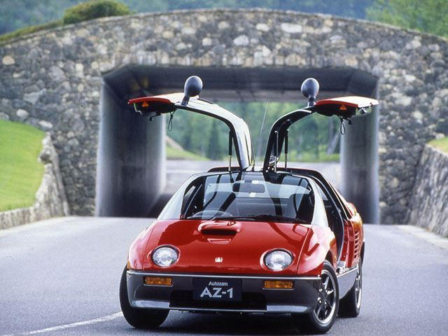 These Are The Coolest Doors Ever Put On Non Supercars Carbuzz