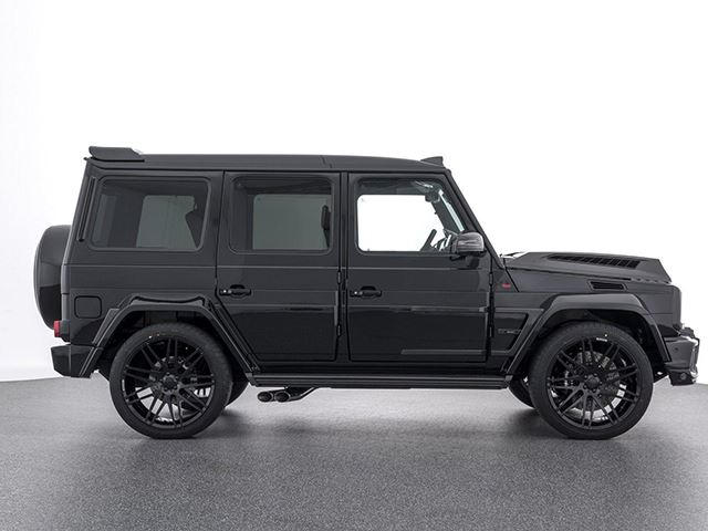 This Is The Absolutely Insane Brabus G65 Off-Roader With 900