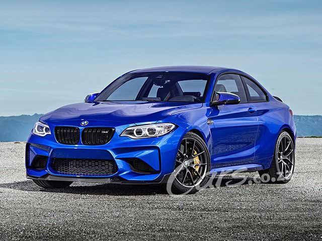 Leaked VIN Numbers Detail BMW M2 CS Engines And Options   CarBuzz